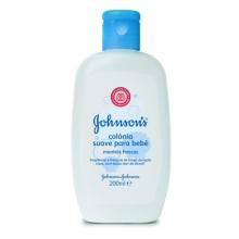 Johnson's Colónia suave para bebé manhãs frescas