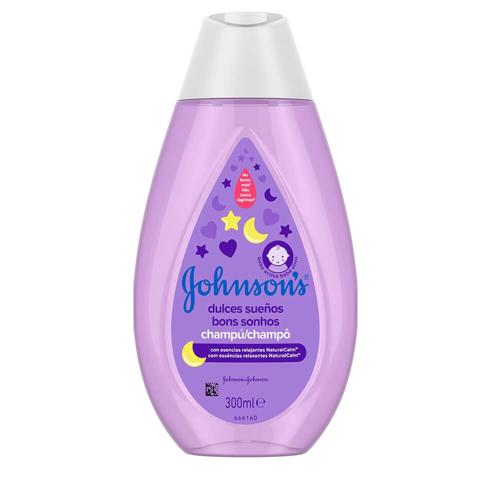 JOHNSON'S® Bons Sonhos Champô