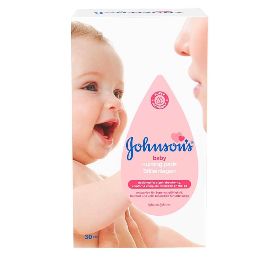 JOHNSON'S® Baby Discos de Amamentação