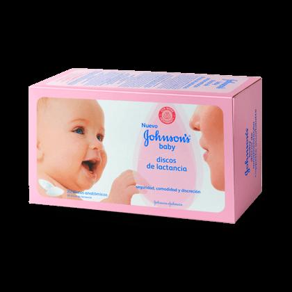 Discos de Lactancia Johnson'S Baby
