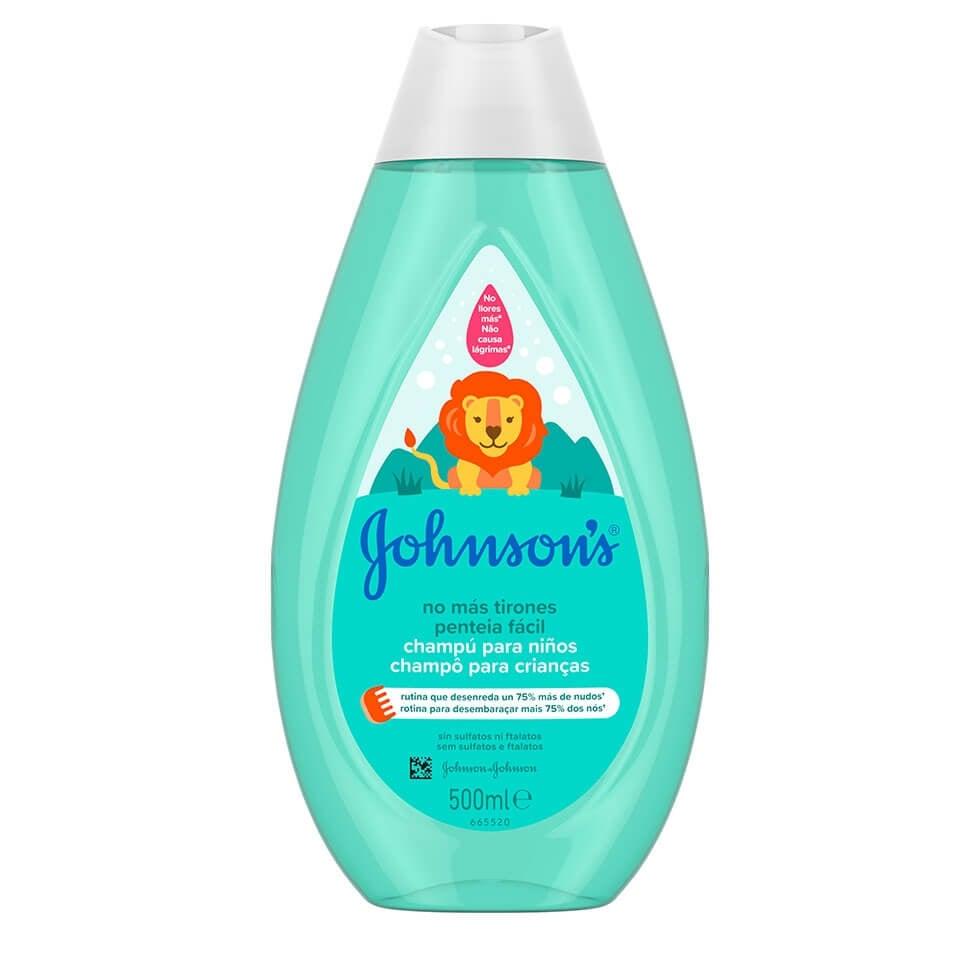 JOHNSON'S® Penteia Fácil Champô para Crianças