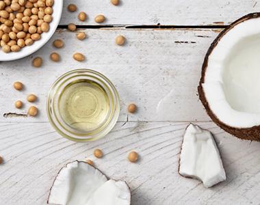 Ingredientes óleo coco